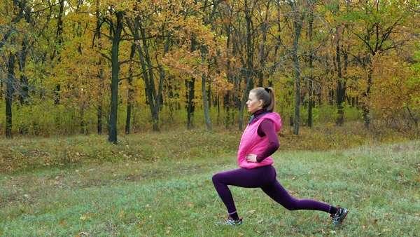 گرم کردن و سرد کردن بدن برای دویدن