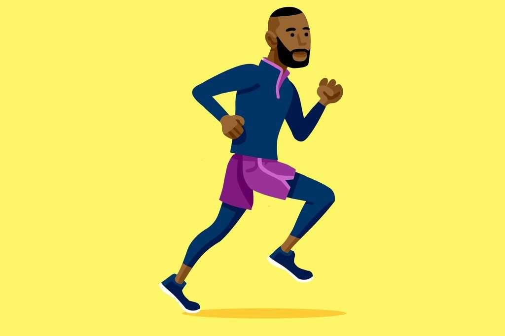 درد هنگام دویدن