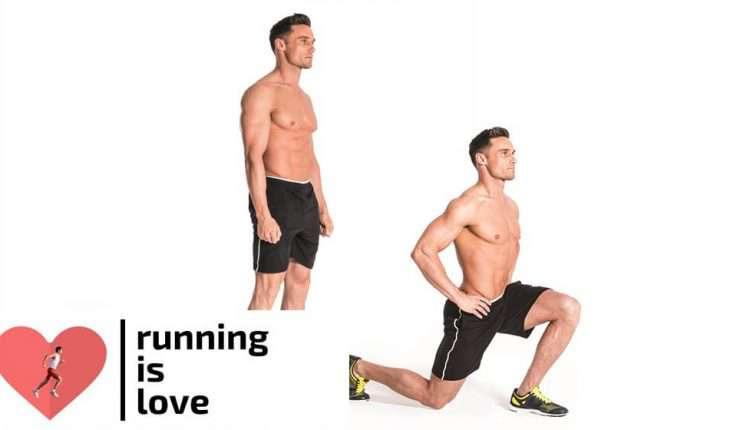 تمرینات قدرتی ویژه دونده ها