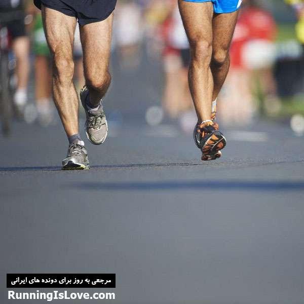 فرم صحیح دویدن | نکات مهم برای صحیح دویدن 1