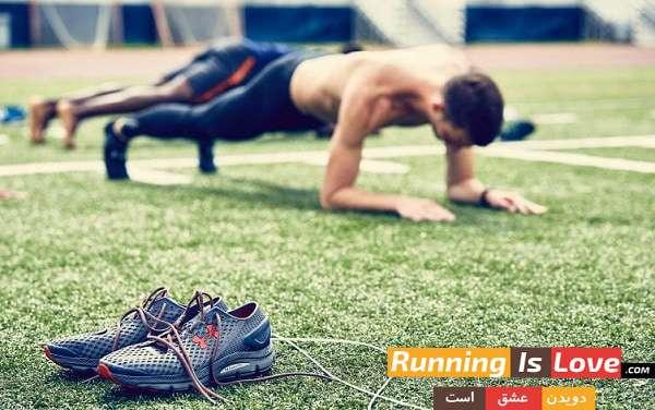 فواید تمرینات قدرتی برای دونده ها
