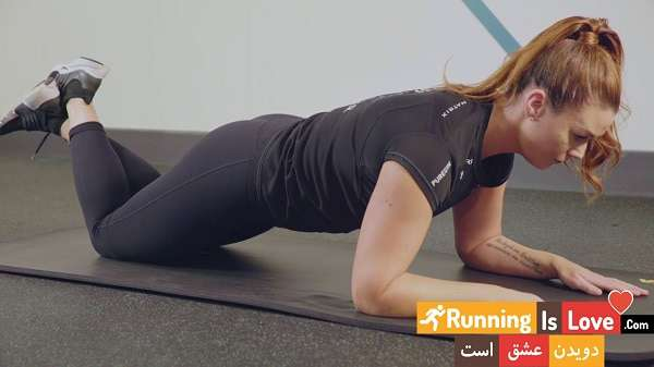 ورزش برای مقابله با کمر درد