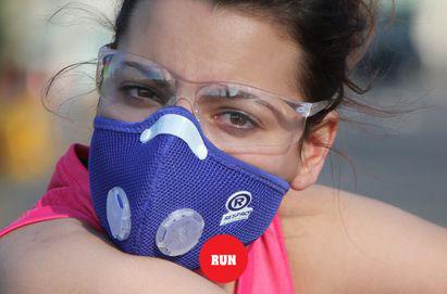 دویدن با آسم