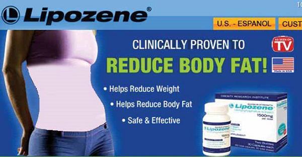 تبلیغات کاهش وزن