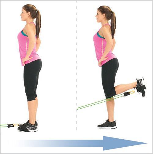 ورزش برای تقویت زانو