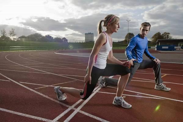 کاهش درد عضلانی بعد از دویدن