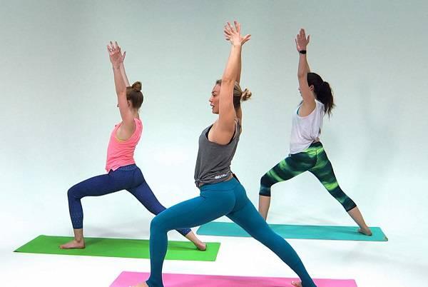 فواید یوگا برای دونده ها