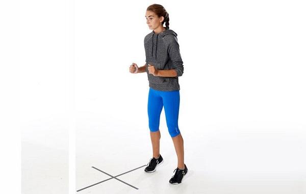 بهبود سرعت دونده با تقویت عضلات ساق پا 2