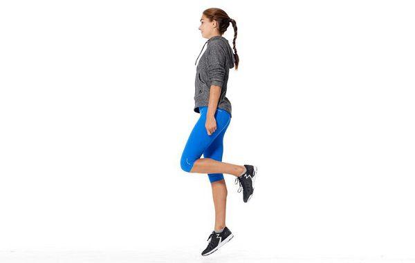 بهبود سرعت دونده با تقویت عضلات ساق پا 1