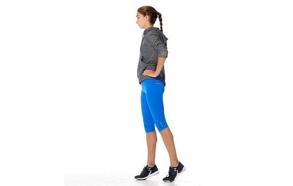 بهبود سرعت دونده با تقویت عضلات ساق پا 6