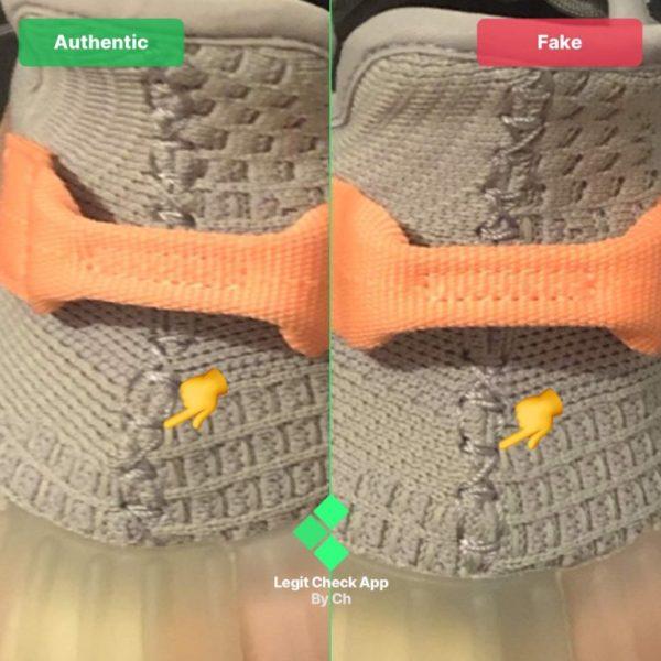 تشخیص کفش اصل از فیک