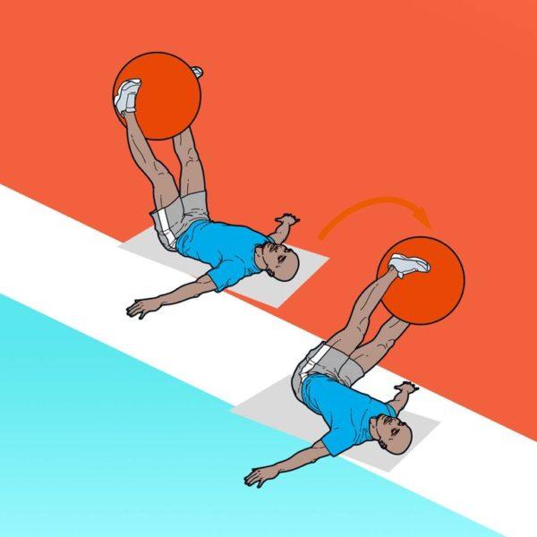تمرینات قدرتی موفرح قهرمان المپیکی 1