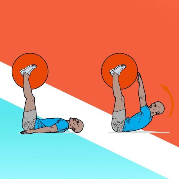 تمرینات قدرتی موفرح قهرمان المپیکی 2