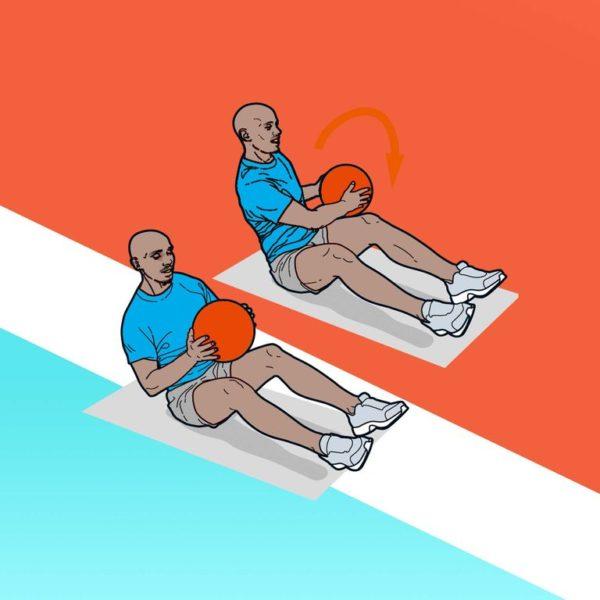 تمرینات قدرتی موفرح قهرمان المپیکی 4