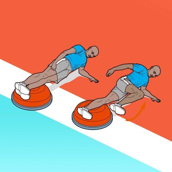 تمرینات قدرتی موفرح قهرمان المپیکی 7